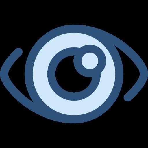 Ophthalmology, Medical, Eye, Optical, Vision Icon