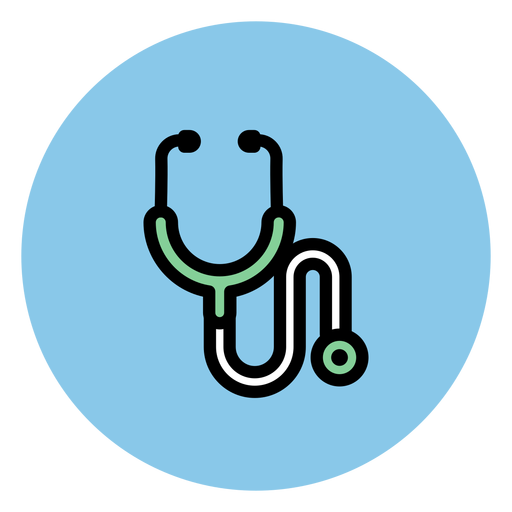 Stethoscope Icon Medical Icons