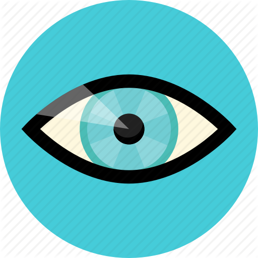 Eyeball Graphic Library Library Eye Icon Huge Freebie! Download