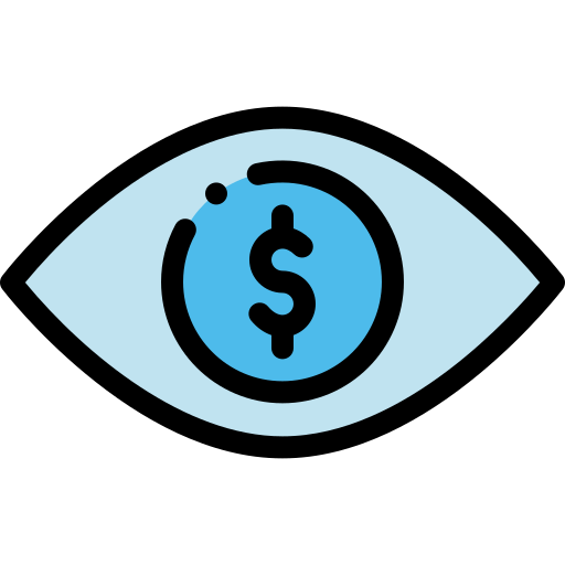 Eye, View, Visibility Icon Free Of Banking Vol