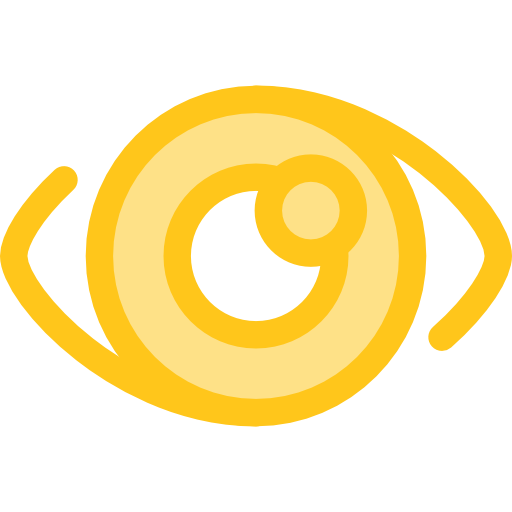 Ophthalmology, Medical, Eye Icon