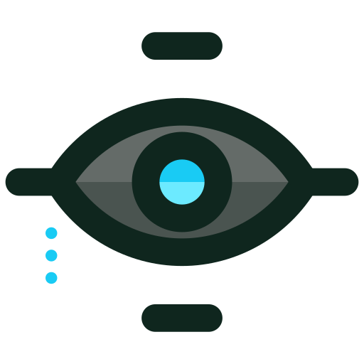 Eye Icon Free Of Free Flat Icons