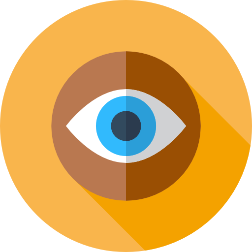 Visibility, Interface, Ui, Visible, View, Medical, Eye Icon