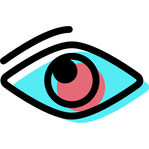 Eye Icon Free Of Color User Interface Icons