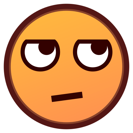 Face With Rolling Eyes Emoji For Facebook, Email Sms Id