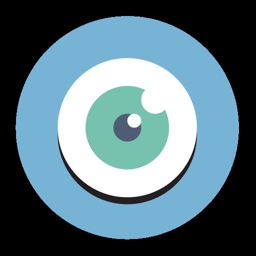 Eye Icon Free Icons Uihere