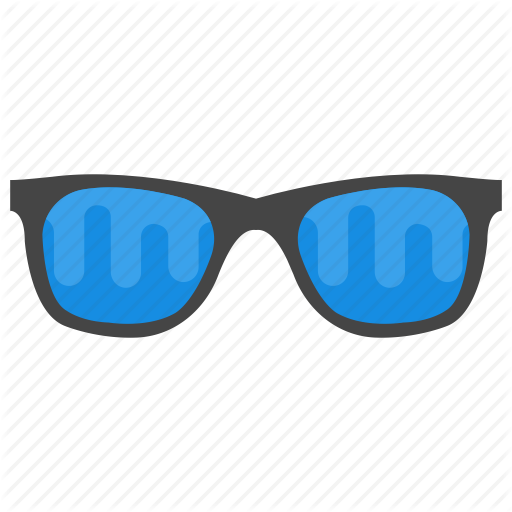 Eyeglasses, Eyewear, Glasses, Spectacles, Sunglasses Icon