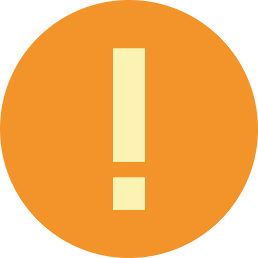 Fa Exclamation O, Exclamation Icon With Png And Vector Format
