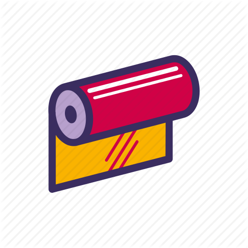 Cloth, Fabric, Roll, Sewing, Wallpaper Icon