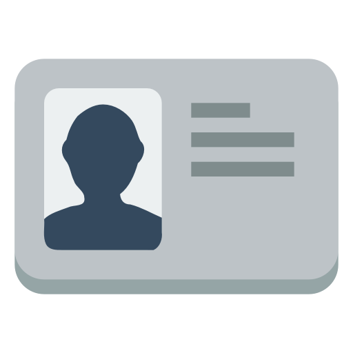 User Id Icon Small Flat Iconset Paomedia