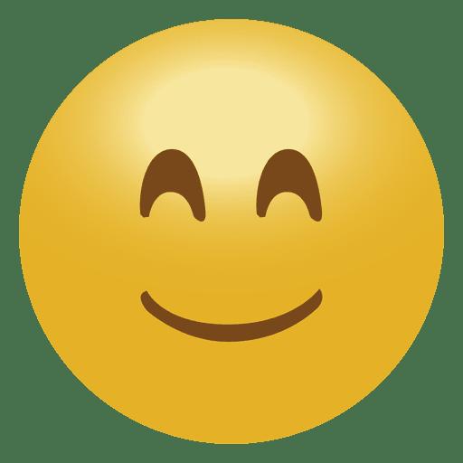 Happy Smile Emoji Emoticon Icon