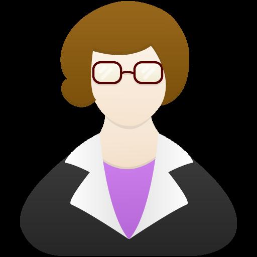 Teacher Female Icon Flatastic Iconset Custom Icon Design