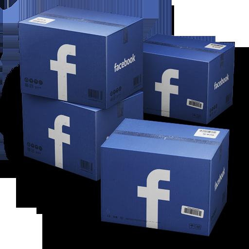 Facebook, Shipping Icon