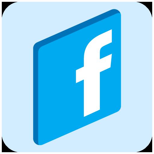 Social Media Facebook Icon