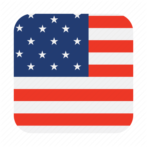 America, American, Flag, Flags, States, United, Us Icon