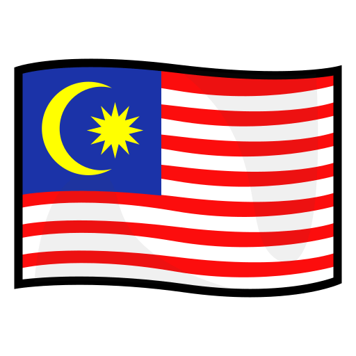 Flag Of Malaysia Emoji For Facebook, Email Sms Id