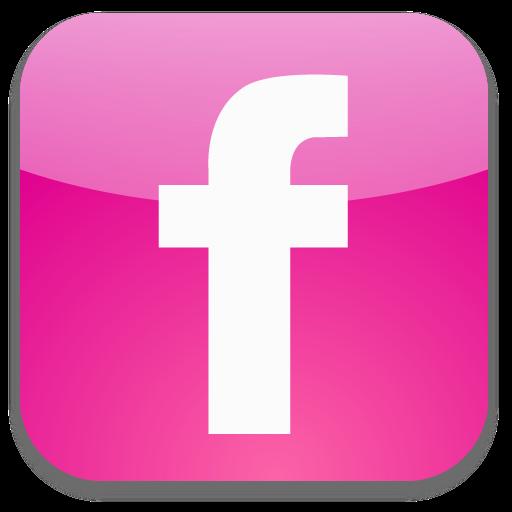 Pink Facebook Vector Logo Png Images