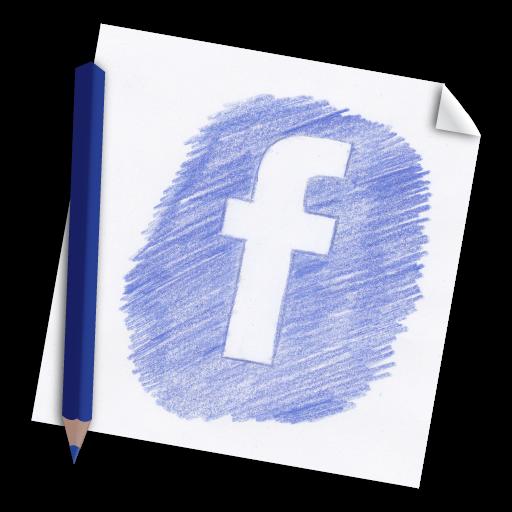 Paper, Pencil, Hand Drawn, Page, Social, Network, Colour Pencil