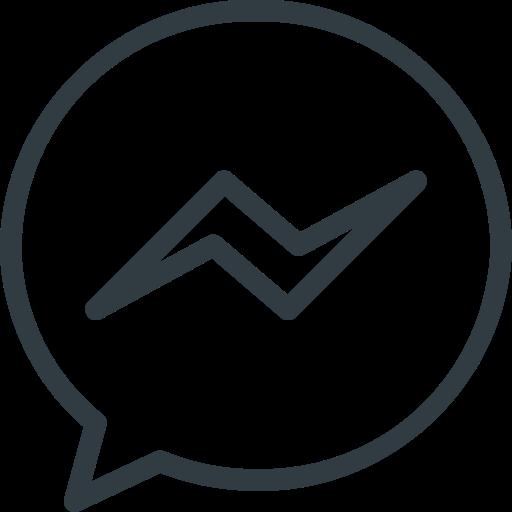 Facebook, Logo, Media, Messenger, Social Icon