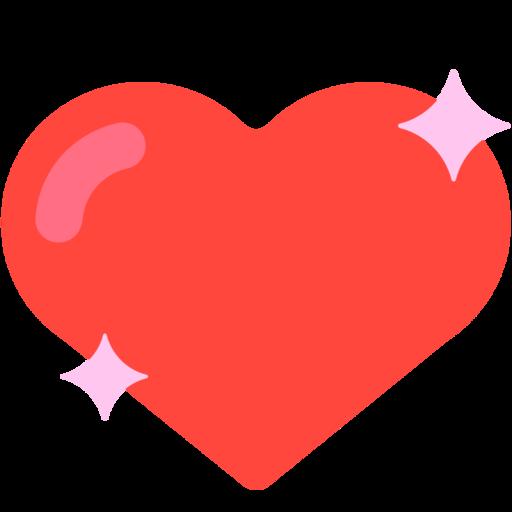 Facebook Heart Icon No Background