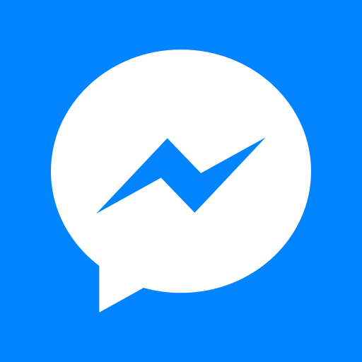 Messenger Glyph Icon