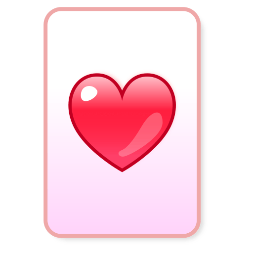 Black Heart Suit Emoji For Facebook, Email Sms Id