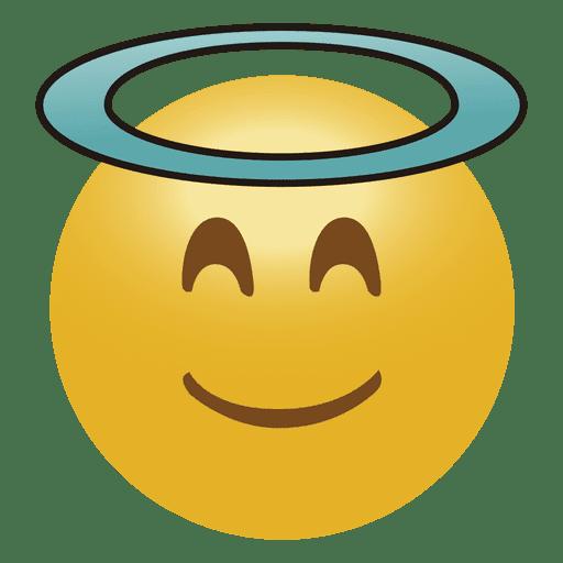 Angel Emoji Emoticon