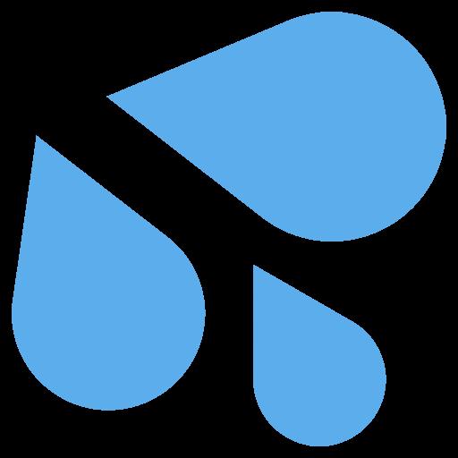Splashing Sweat Symbol Emoji For Facebook, Email Sms Id