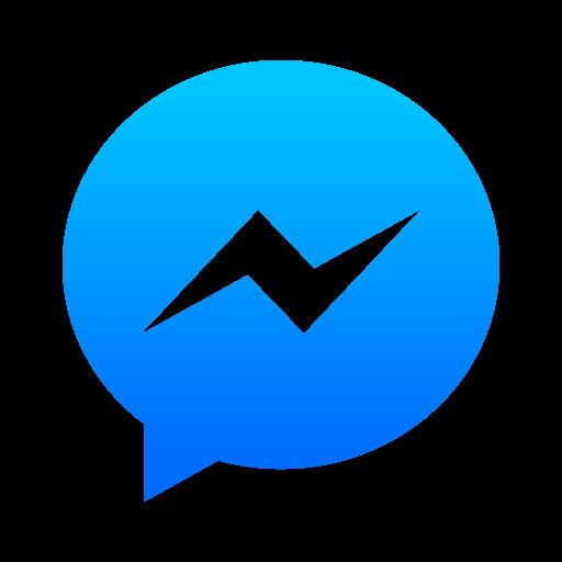Facebook Messenger Icon Logo Zip