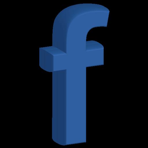 Transparent F Icon Facebook Transparent Png Clipart Free