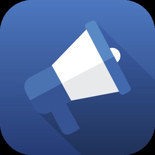 Facebook, Speaker, Sound Icon Free Of Facebook Ads