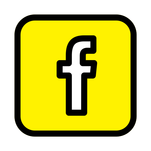 Facebook, Fill, Flat Icon With Png And Vector Format For Free