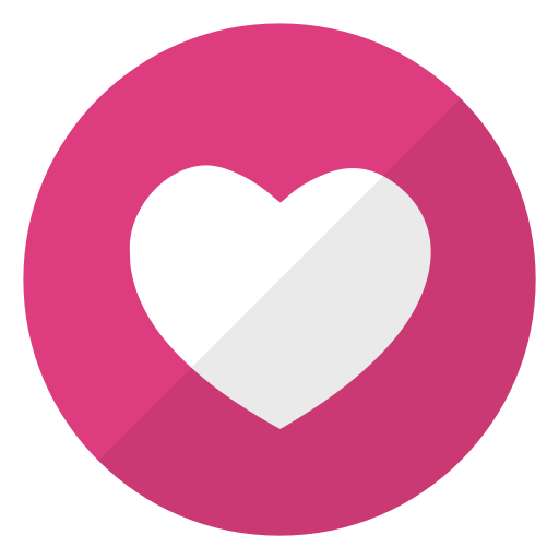 Facebook Heart Icon Transparent Png Clipart Free Download
