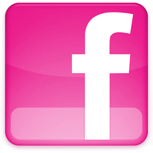Pink Facebook Icon Images Purple Logo Image