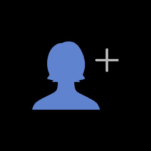 Add Friend, Friend Request, Facebook, Fb Icon