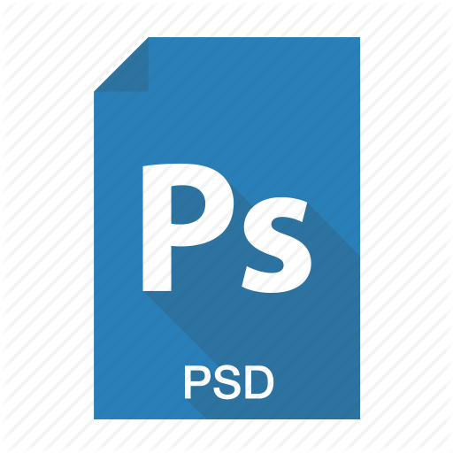 Creative, Document, Extension, File, Format, Photoshop, Icon