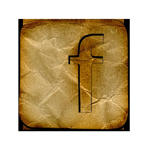 Facebook Logo Square Webtreatsetc Icons, Free Icons In Crumpled