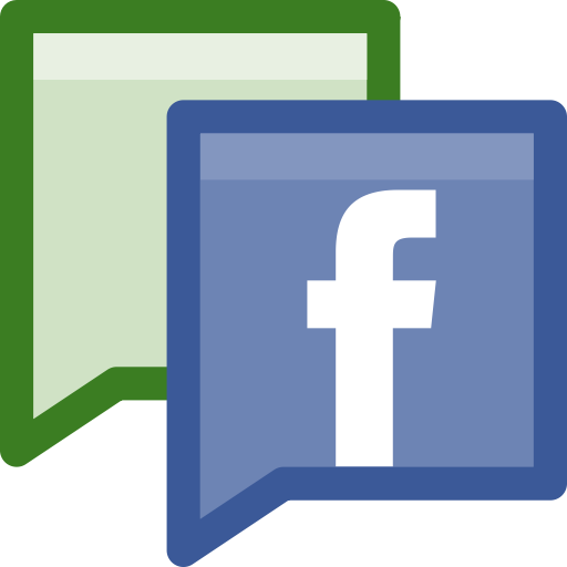 Pages, Facebook Icon
