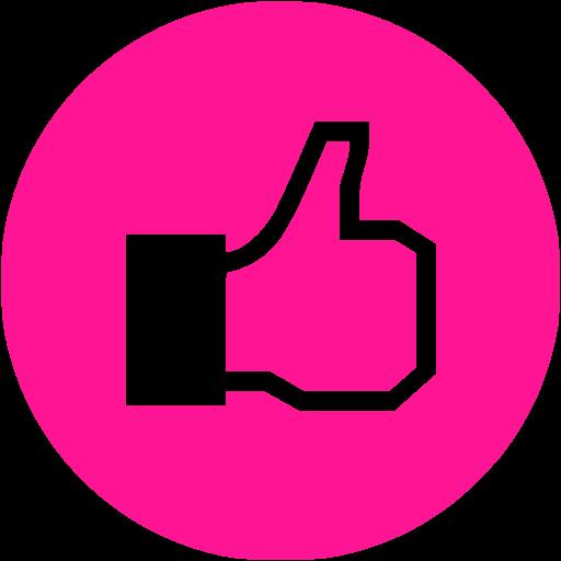 Facebook Pink Transparent Png Clipart Free Download