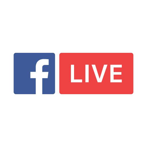 Facebook Live Logos