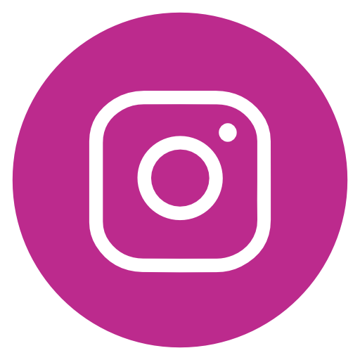 Pink Facebook Instagram And Whatsapp Icon