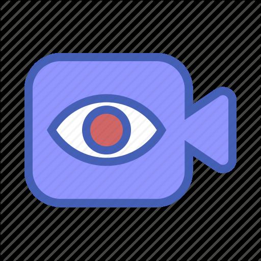 Facebook, Live, Video Icon