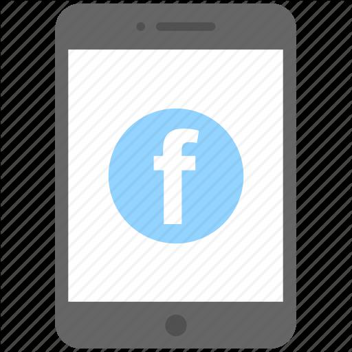 Application, Facebook, Mobile, Social Media, Software Icon