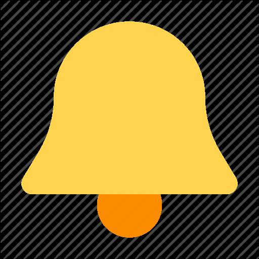 Bell, Notif, Notification, Notifications, Ring Icon