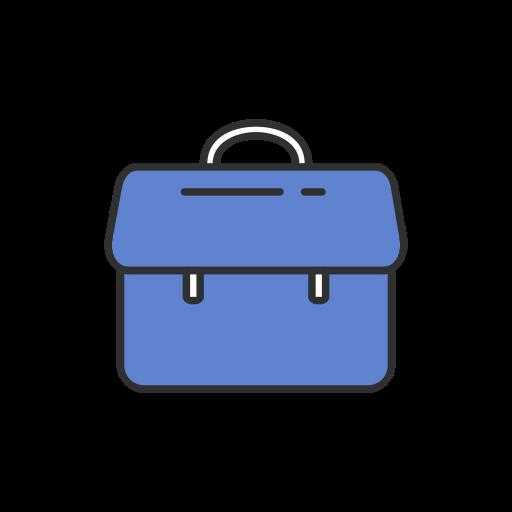 Facebook, Fb, Job, Suit Case Icon