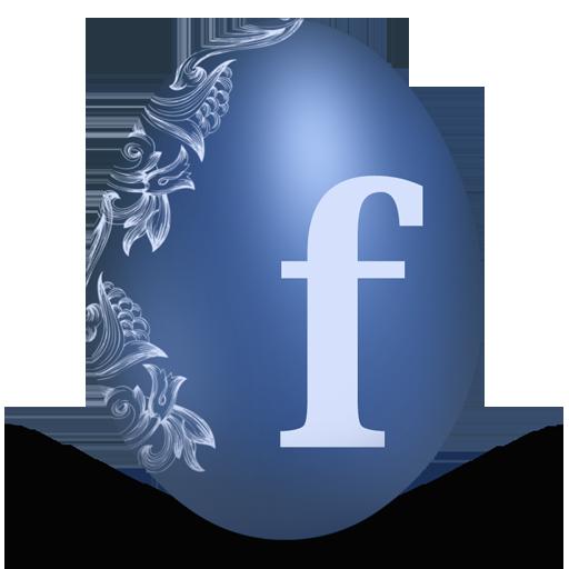 Facebook Icon Egg Social Iconset Land Of Web