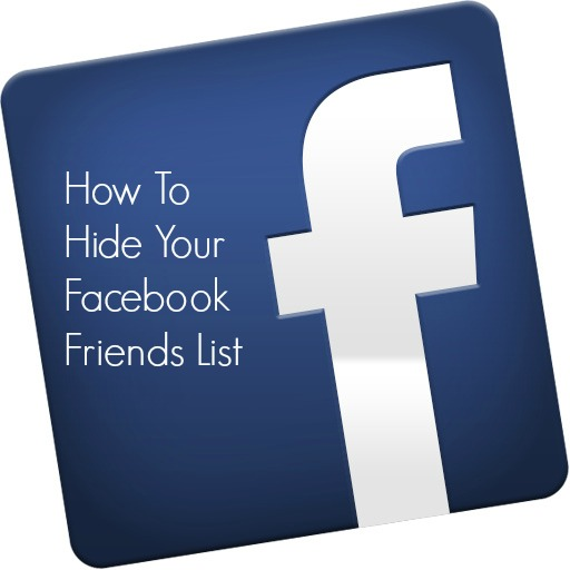 How To Hide Your Facebook Friends List, Followings And Followers
