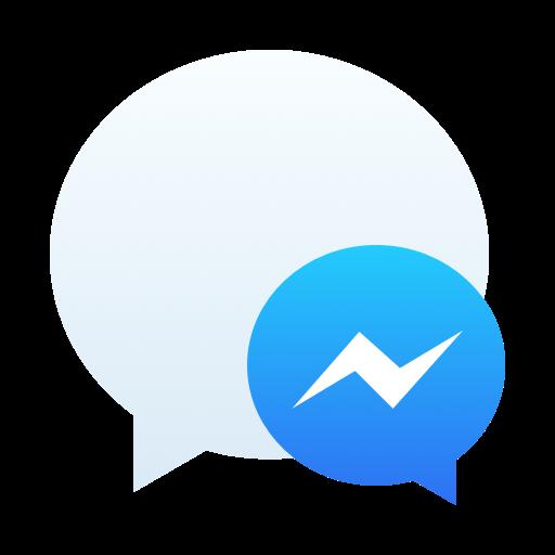 Facebook Messenger Logo Transparent Png Pictures