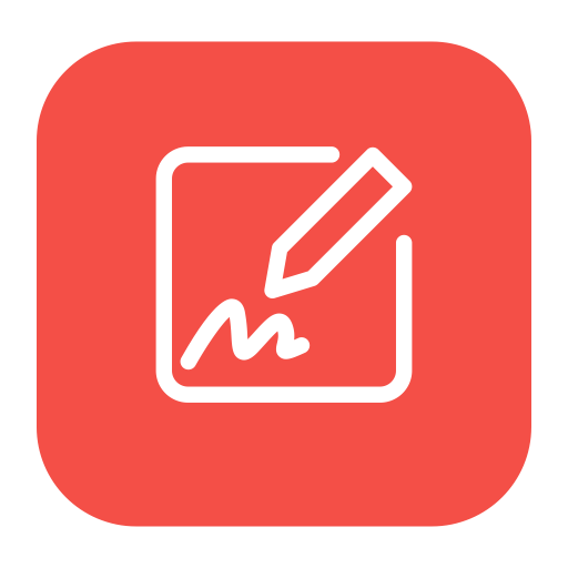 Signature Icon With Png And Vector Format For Free Unlimited