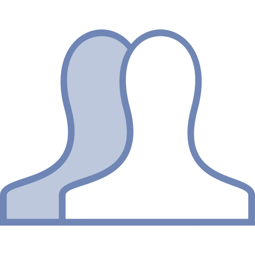 Facebook Friends Of Friends Icon